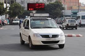 الجديدة، نداء المواطنة من شاب سائق سيارة أجرة صغيرة